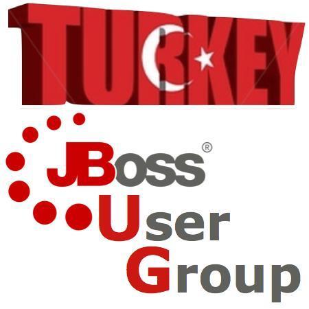 Turkey JBUG JBoss User Group logo JUG Mimar Aslan Ugur Ata